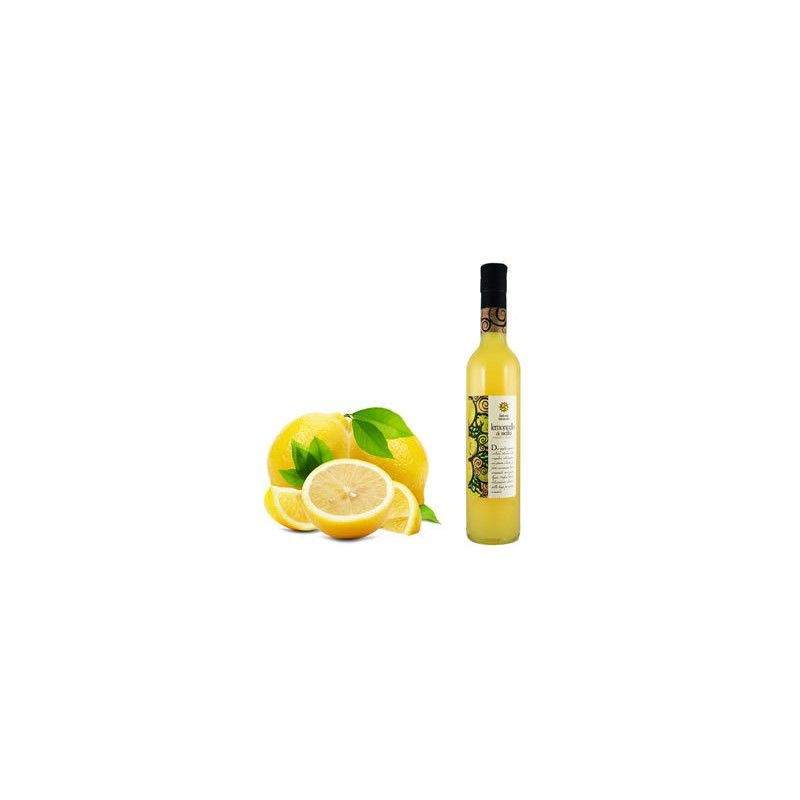 lemon rosolio 20 cl Bomapi