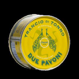 coalma canned tuna 80 g Due Pavoni - Coalma