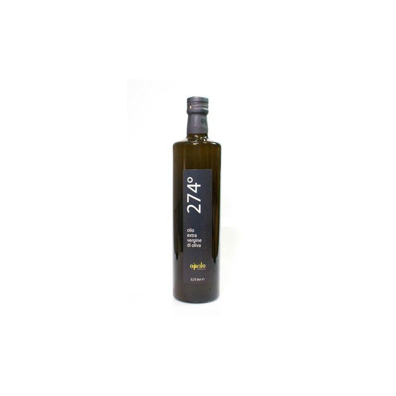 olio extra vergine d'oliva 274° 75 cl F.lli Aprile