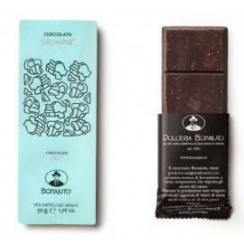 salt flavoured chocolate 50 g Bonajuto