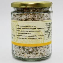 sea salt with herbs 300 g Campisi Conserve