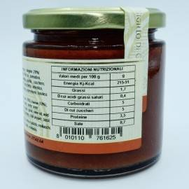 ready-made tuna sauce 220 g Campisi Conserve