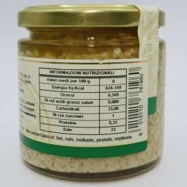 garlic pate 220 g Campisi Conserve