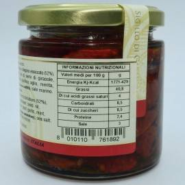 dried cherry tomatoes in oil Campisi Conserve
