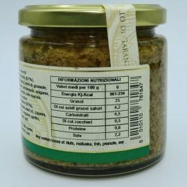 green olive pate' 220 g Campisi Conserve