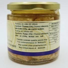 tuna in olive oil Campisi Conserve