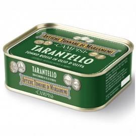 tarantello di tonno rosso in olio d'oliva 340 g Campisi Conserve