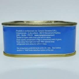 tuna in olive oil 340 g Campisi Conserve
