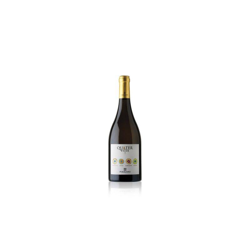quater vitis bianco f 75 cl Firriato