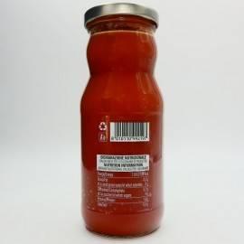 """""""cuore di bue"""" tomato Passata 360 g Campisi Conserve"""