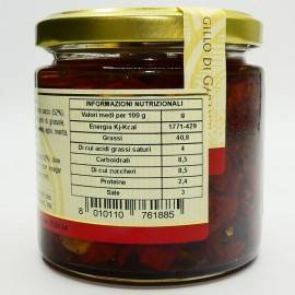 dried datterino tomatoes 220 g Campisi Conserve