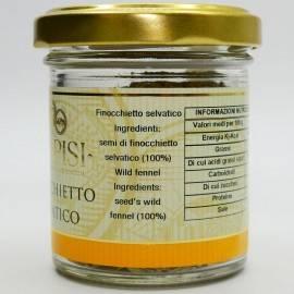 wildfennel seads 40 g Campisi Conserve