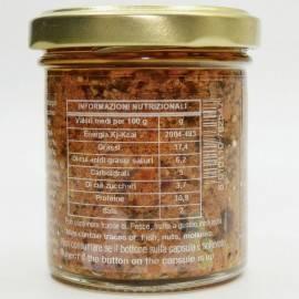 botargo and pistachio pate Campisi Conserve
